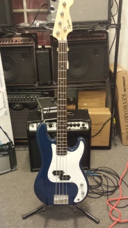 #1 Squier by Fender $289.99