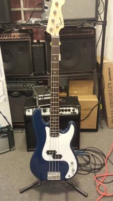 #1 Squier by Fender $289.99