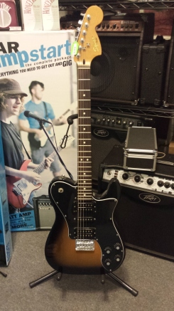 #5 Squier by Fender $899.99