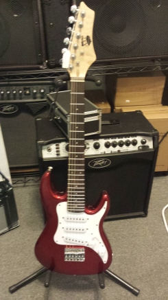 #7 1/2 size AXL Guitar $149.99