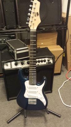 #9 1/2 size AXL Guitar $149.99