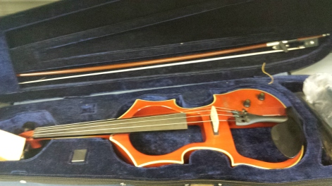#3 Electric Violin