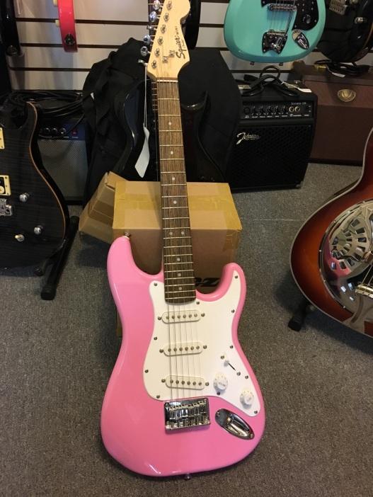 #13 Fender Squire $99.99